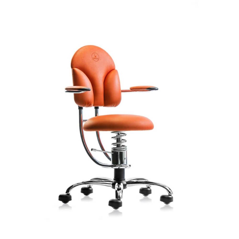 Scaun de birou ergonomi, reglabil rotativ