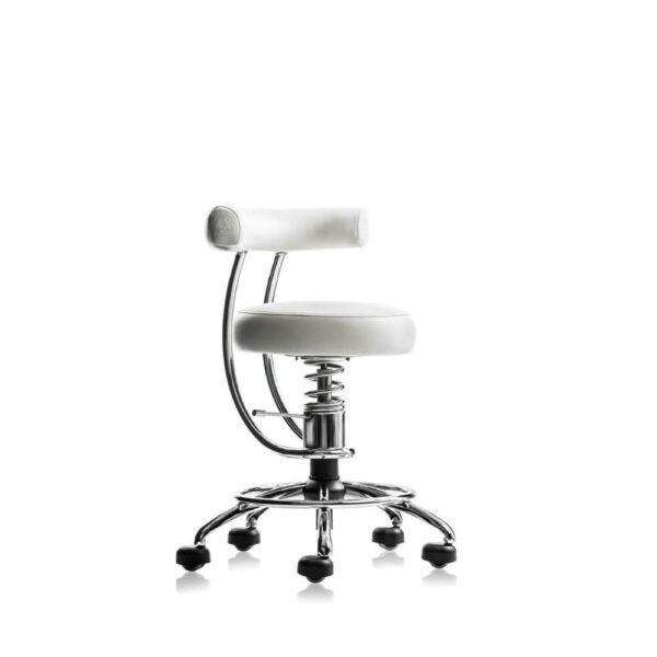 scaun alb medic