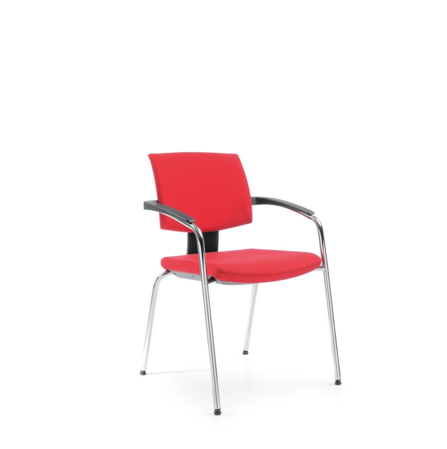 scaun stivuibil vizitator