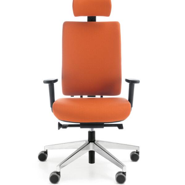 scaun birou ergonomic cu tetiera