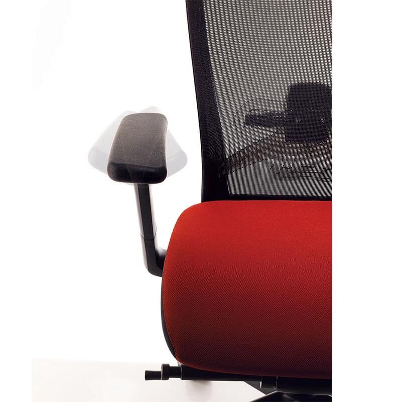 scaun cu manere reglabile