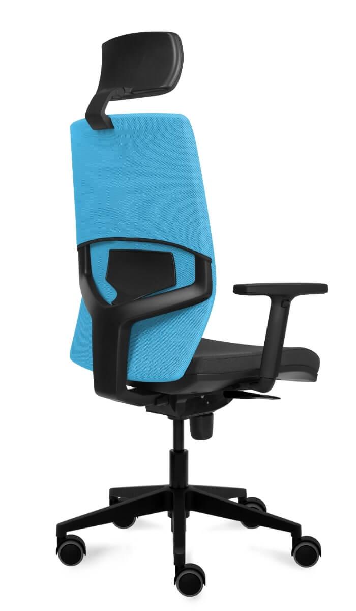 scaun ergonomic cu tetiera