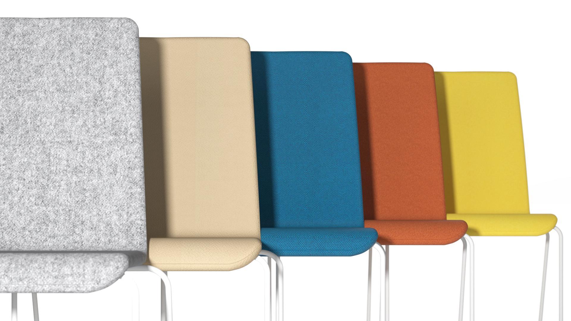 culori scaune