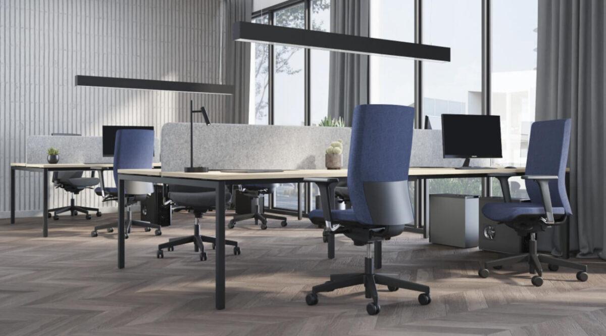 scaun birou confortabil mesh