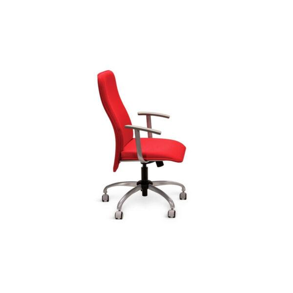 scaun birou rosu ergonomic