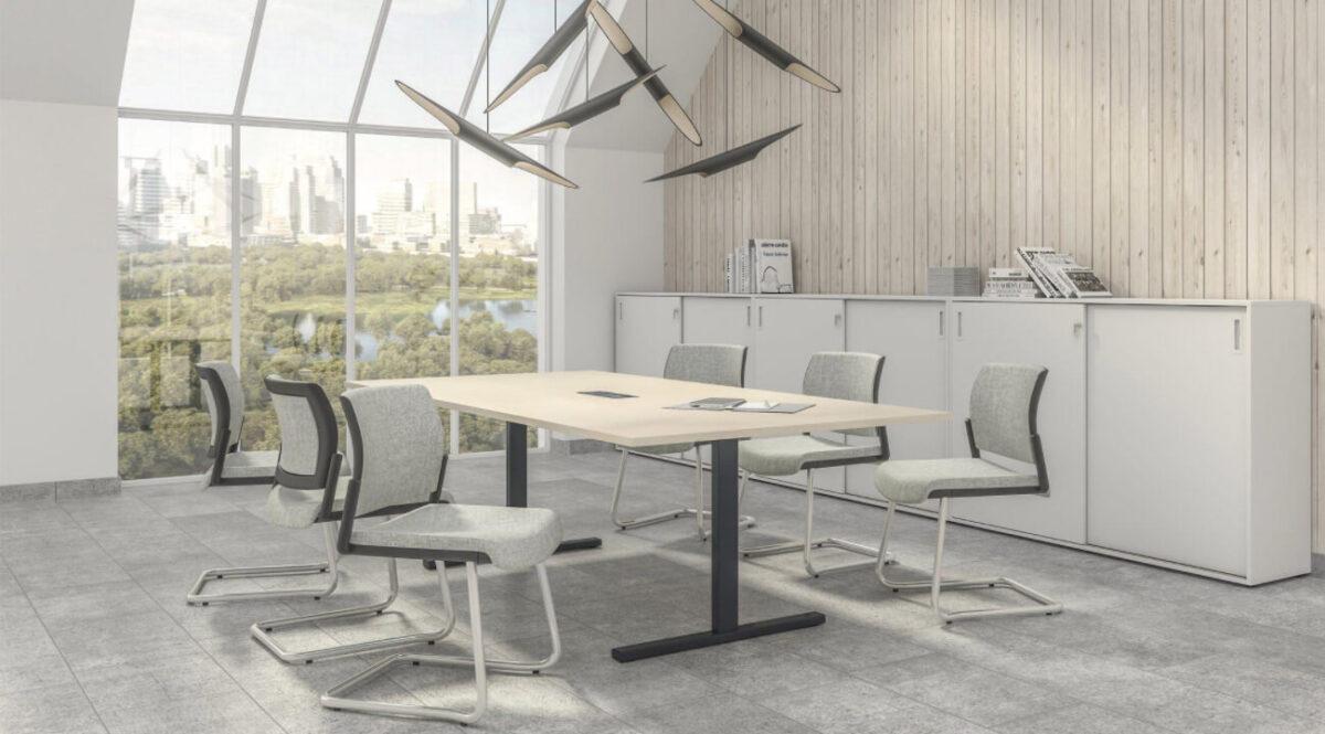 scaun conferinte model scandinav