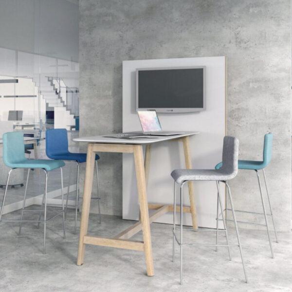 scaun inalt minimalist
