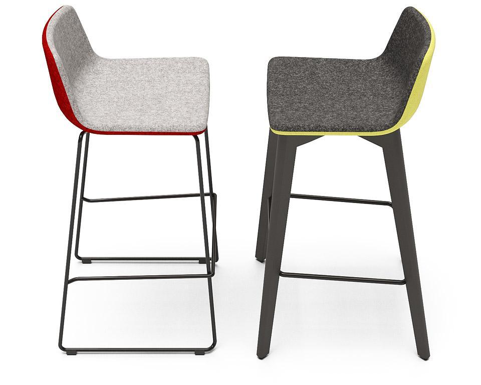 scaune inalte design scandinav