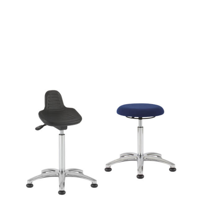 scaune roatative laborator