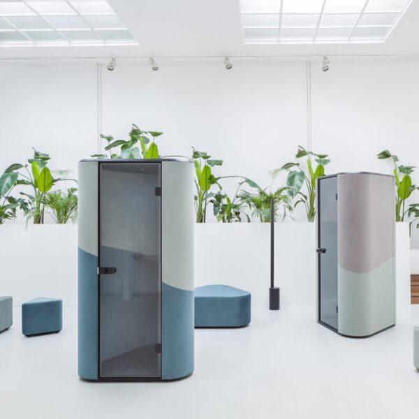 cabine acustice birou
