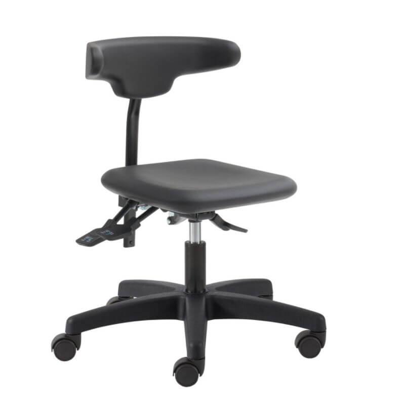 scaun laborator poliuretan